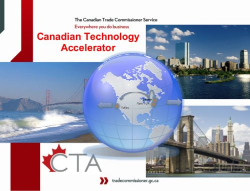 PUG Interactive Selected by Government of Canada For Technology Acceleratation