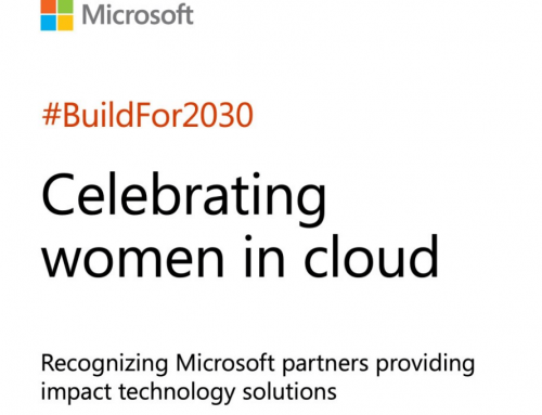 "PUG CRO Lisa Brown Recognized by Microsoft Among Top Influential ""Women in Cloud"""